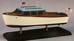 25' Mini Cabin Cruiser Model Kit