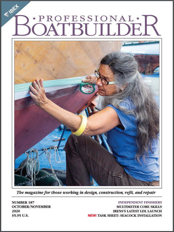 Professional BoatBuilder #187 October/November 2020