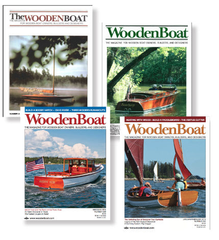 WoodenBoat magazine  Download the Collection in Sections