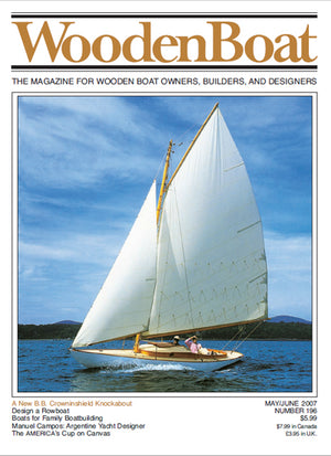WoodenBoat magazine Issue 196 DIGITAL