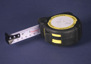 25' Standard - Metric Tape Measure