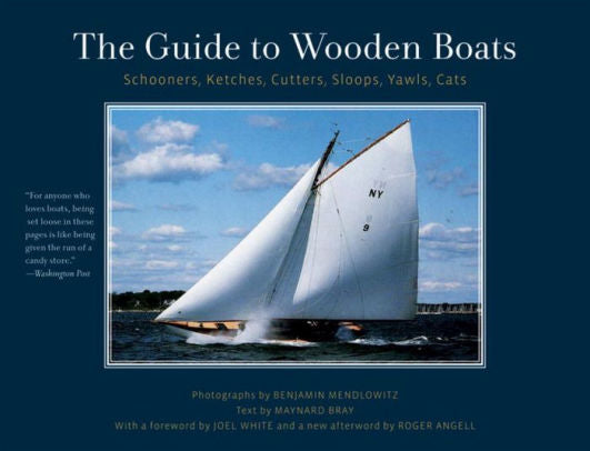Guide to Wooden Boats