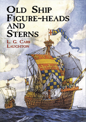 book-old-ship-figure-head-and-sterns