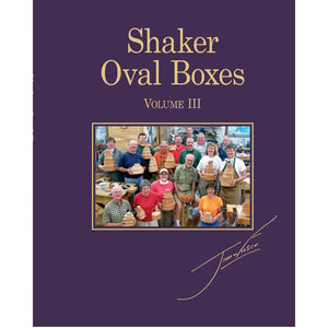 Shaker Oval Boxes Volume 3