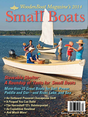 WoodenBoats Small Boats Magazine 2014