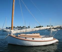 Williams 18' Catboat photo