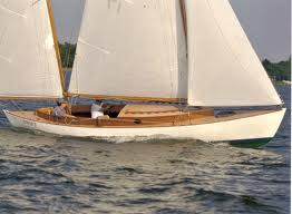 28 canoe yawl Rozinante photo