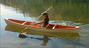 12 paddling sailing canoe wee rob photo