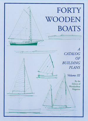 Forty Wooden Boats
