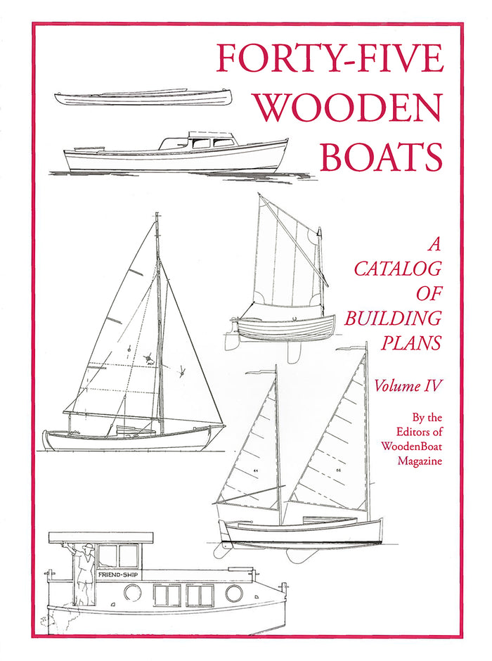 Forty-Five Wooden Boats (hurt)