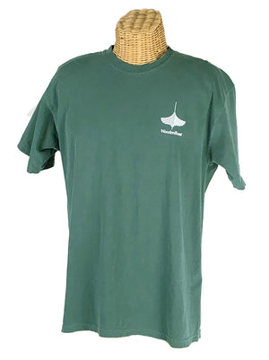 WoodenBoat Small Logo T-Shirts in 3 colors