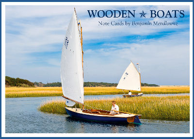 Wooden Boats Notecards