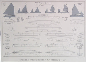 poster_WP_Stephens_Canoes