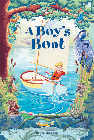 kid-books-a-boys-boat