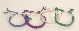Adjustable Sailor Anklet - 4 colors