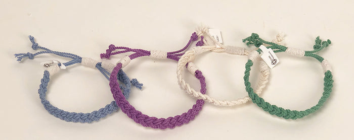 Adjustable Sailor Anklet choose from three colors