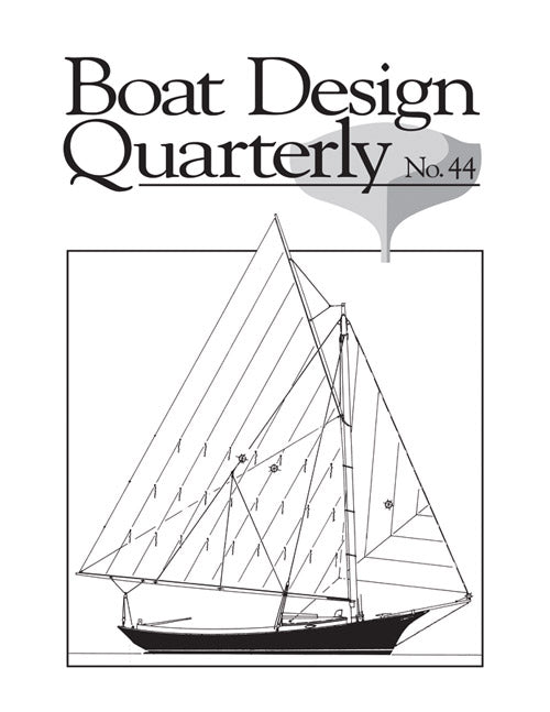 Boat Design Quarterly Vol #44