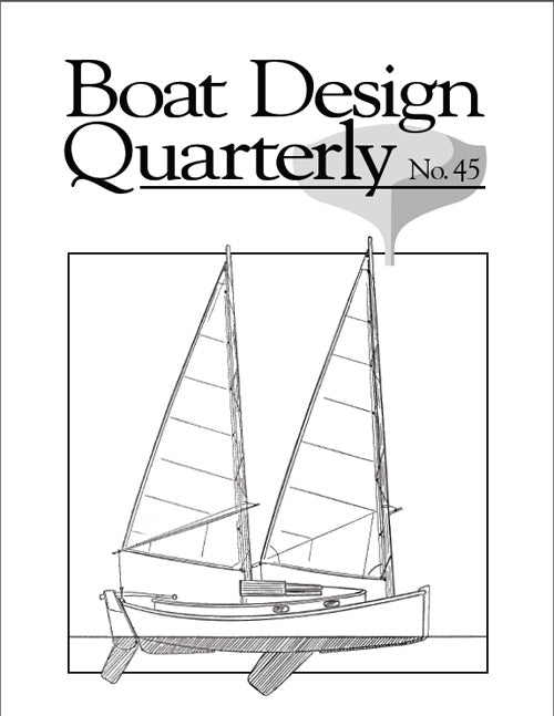 Boat Design Quarterly Vol 45