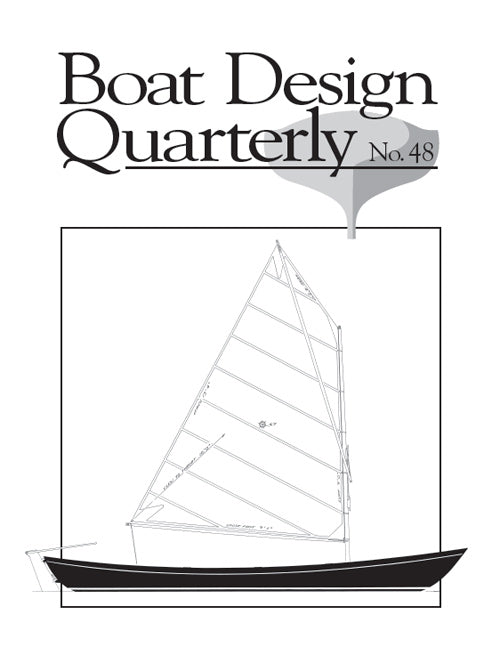 Boat Design Quarterly Vol 48