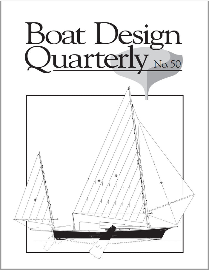 Boat Design Quarterly Vol #50