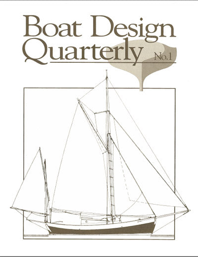 Boat Design Quarterly Vol #1