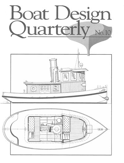 Boat Design Quarterly Vol #10