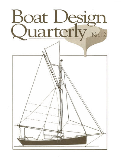 Boat Design Quarterly Vol #12