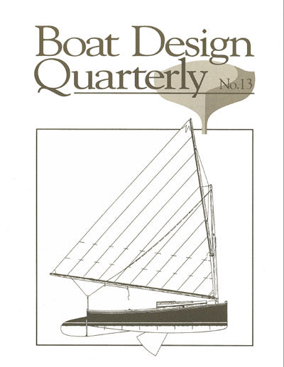 Boat Design Quarterly Vol #13