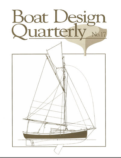 Boat Design Quarterly Vol #17