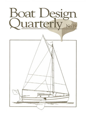 Boat Design Quarterly Vol 19