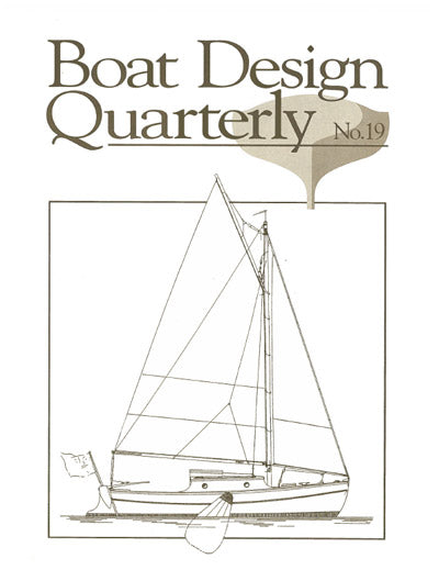 Boat Design Quarterly Vol #19