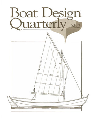 Boat Design Quarterly Vol 2