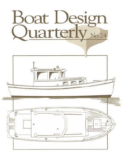 Boat Design Quarterly Vol #24