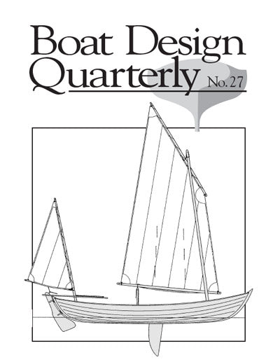 Boat Design Quarterly Vol #27