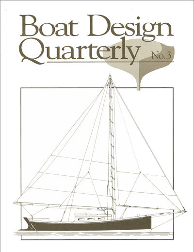 Boat Design Quarterly Vol #3