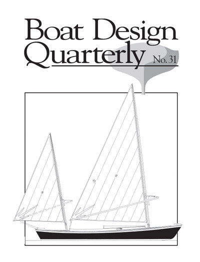 Boat Design Quarterly Vol #31