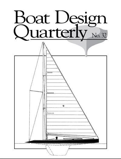 Boat Design Quarterly Vol #32