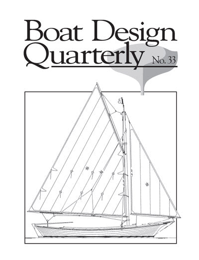 Boat Design Quarterly Vol #33