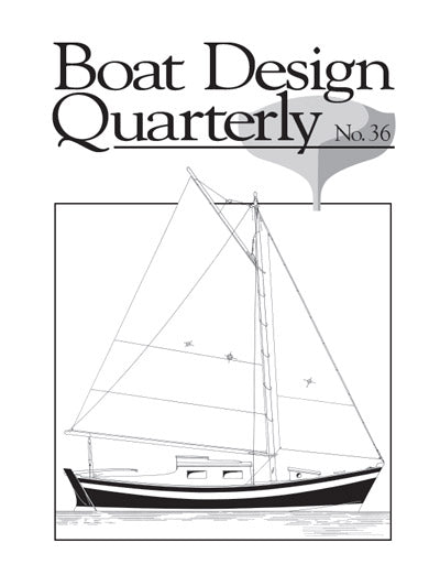 Boat Design Quarterly Vol #36