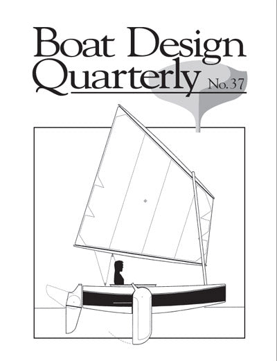 Boat Design Quarterly Vol #37