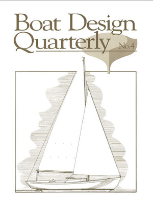 Boat Design Quarterly Vol 4