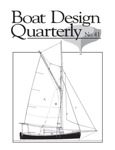Boat Design Quarterly Vol #41
