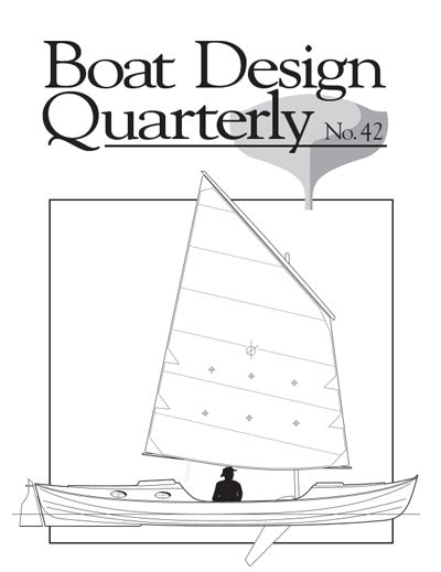 Boat Design Quarterly Vol #42
