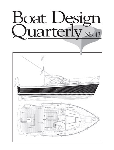 Boat Design Quarterly Vol #43