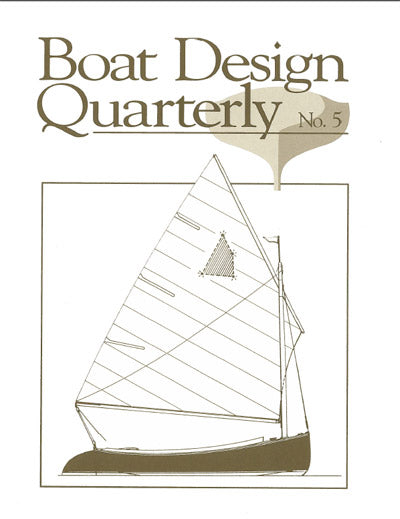 Boat Design Quarterly Vol 5