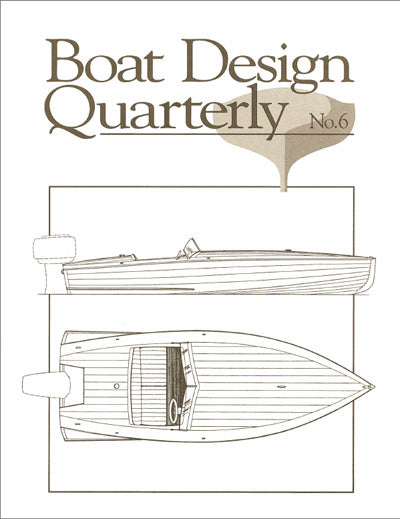 Boat Design Quarterly Vol #6