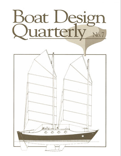 Boat Design Quarterly Vol #7