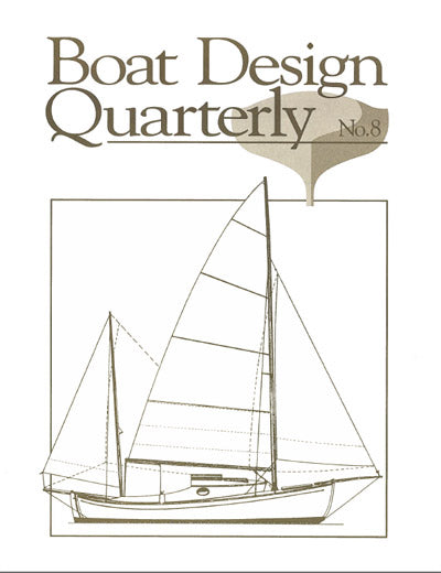 Boat Design Quarterly Vol #8