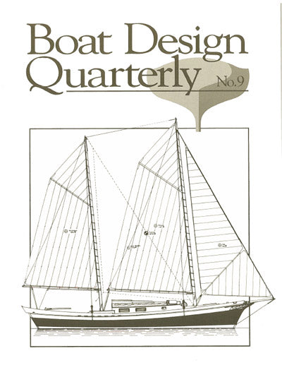 Boat Design Quarterly Vol #9