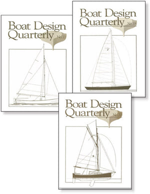 Boat Design Quarterly set 11-20